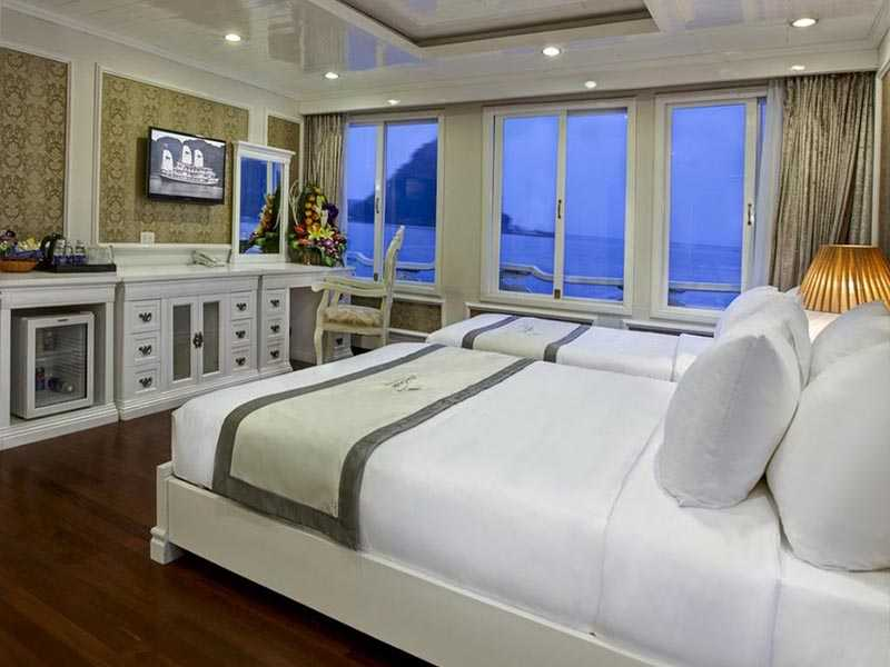 Exclusive Family Suite Cabin