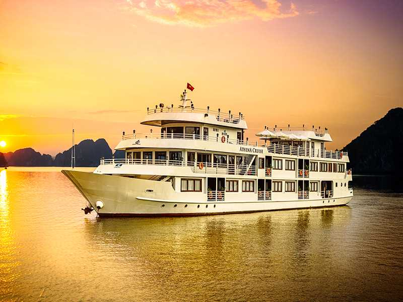 Athena Luxury Cruise