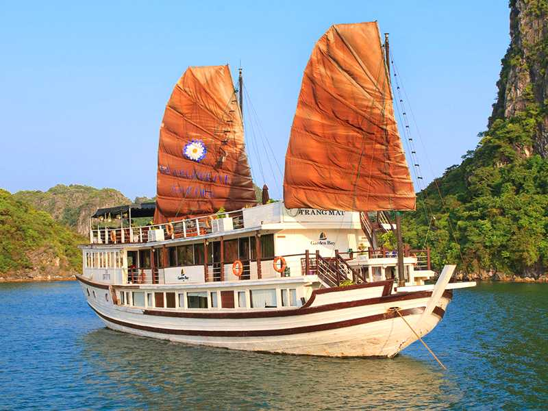 Garden Bay Premium Cruise - Bai Tu Long Bay - 3 Days 2 Nights on Boat